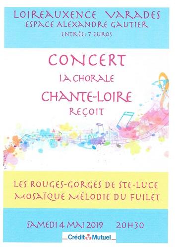 Concert varades
